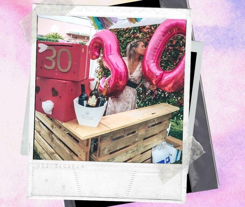 My 30 birthday !