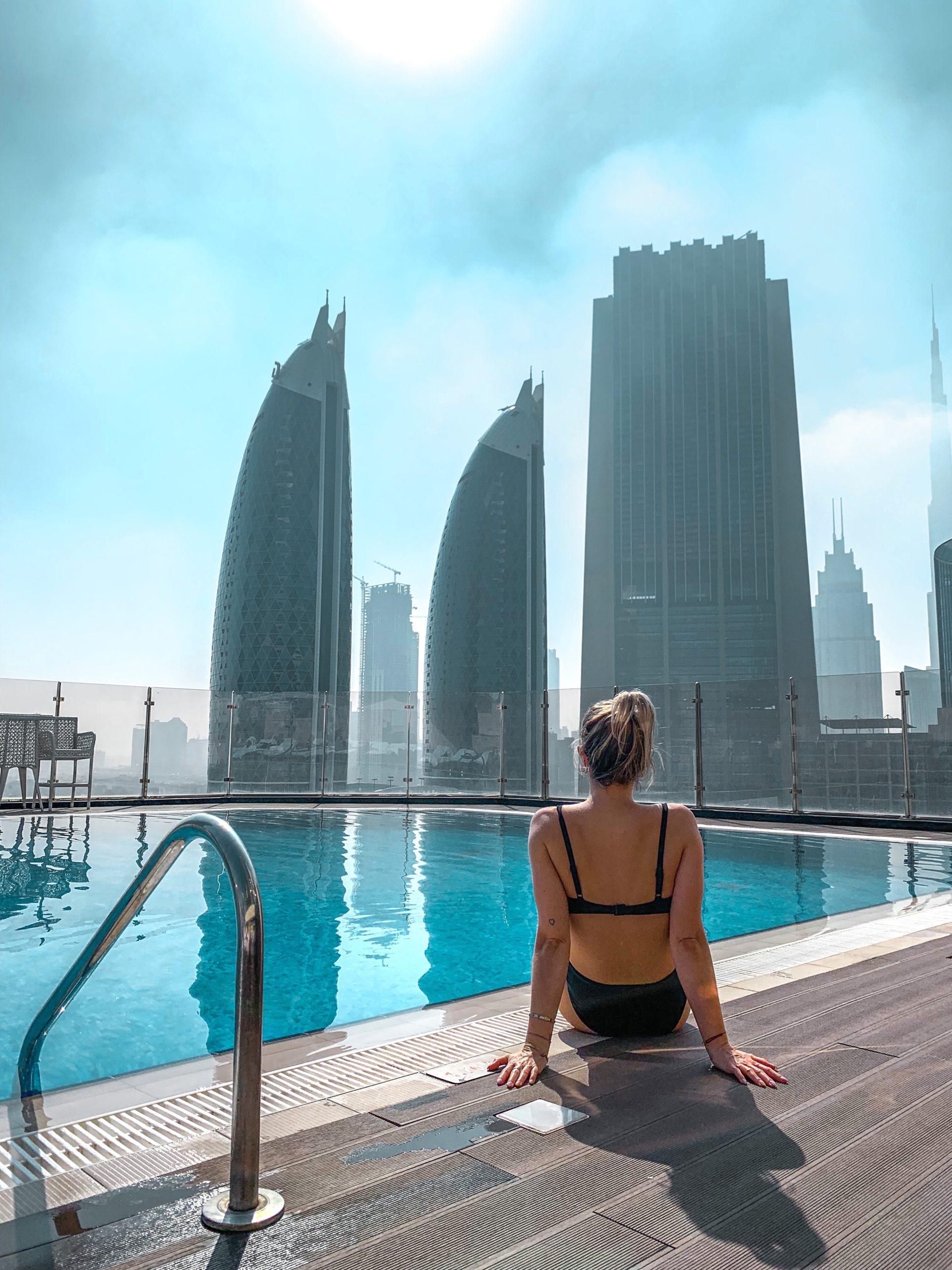 Hôtel GEVORA DUBAI