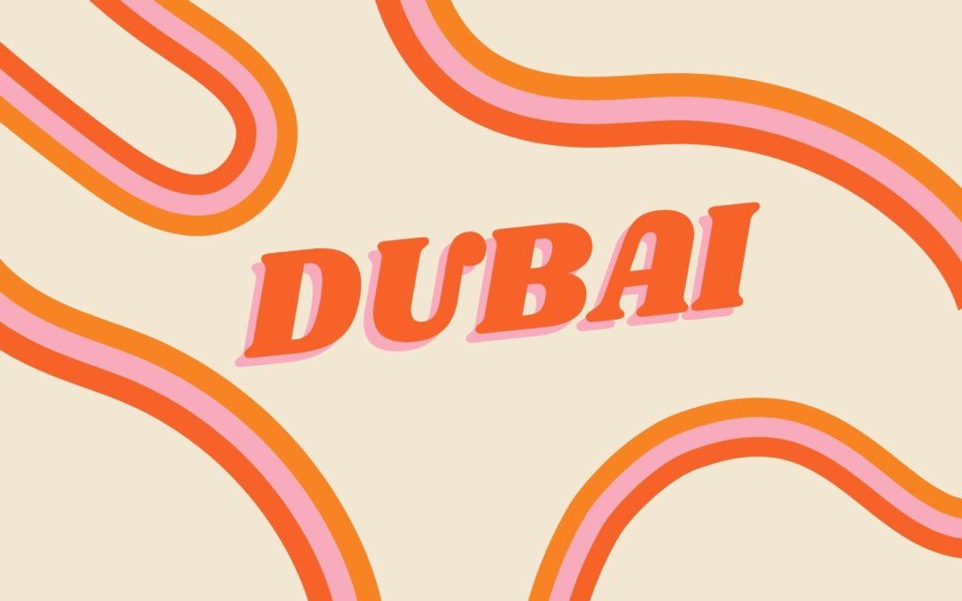 Direction DUBAI !